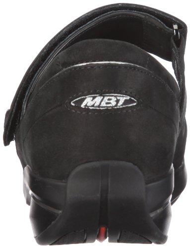 MBT Kesho Tan MJ Scarpa da Abito Donna Black