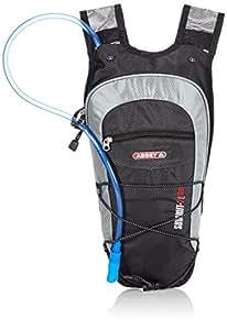 Abbey sac à dos avec système d'hydratation-noir - 7 1019220 l (noir/gris)