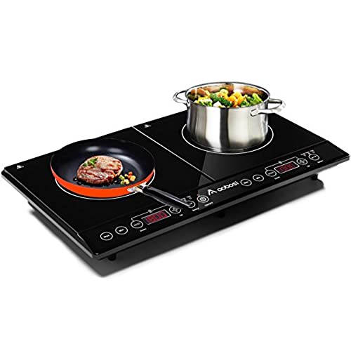 Portable Two Ring Electric Hob