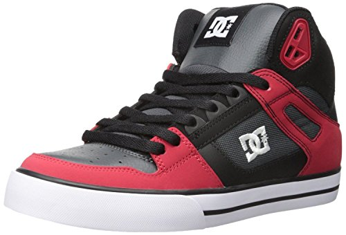 dc-spartan-hi-wc-red-grey-white-mens-skate-trainers-shoes-boots-7