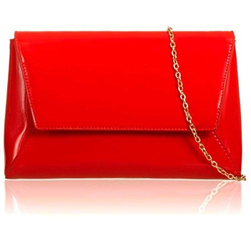xardi-london-red-large-geometric-envelope-patent-ladies-clutch-bridal-prom-women-evening-bags-new