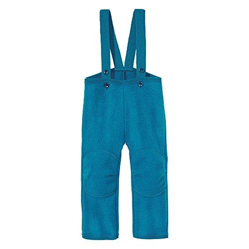 Blau Wolle Hosen (Disana 33302XX - Walk-Hose Wolle blau, Size / Größe:98/104 (2-3 Jahre))