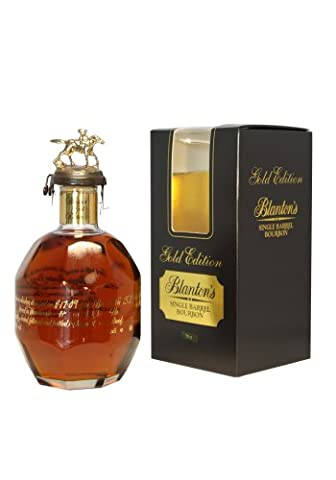 Blantons Bourbon Blanton's Single Barrel Gold 0,7 Liter