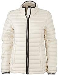 James & Nicholson Damen Jacke Daunenjacke Ladies Quilted Down Jacket