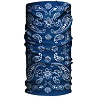 HAD Pañuelo Head Accessoires Original, India Paisley Blue OM (estampado de cachemira India, azul), talla única, HA110-0280