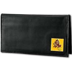 NCAA Arizona State Sun Devils Deluxe Leather Checkbook Cover