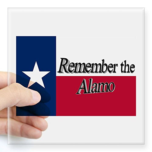 cafepress-remember-the-alamo-sticker-square-bumper-sticker-car-decal-3x3-small-or-5x5-large