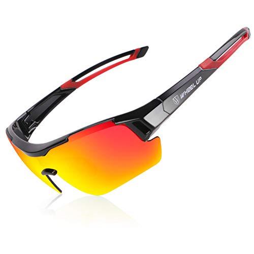 QXYJZS Fahrradbrille SonnenbrilleSport Fahrrad Fahrrad Rennrad Sonnenbrille Brille Schutzbrille