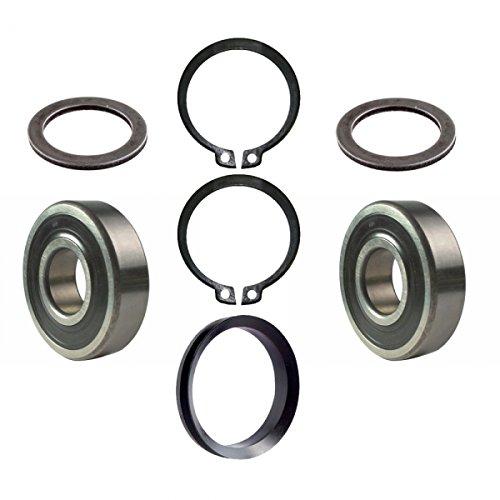 Preisvergleich Produktbild ATIKA Ersatzteil - Trommellager komplett für Betonmischer Profi 145 ***NEU***