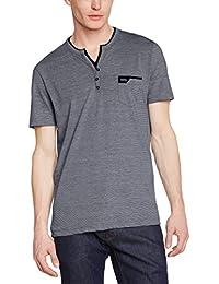 Benson & Cherry Tecibel - T-shirt - Manches courtes - Homme
