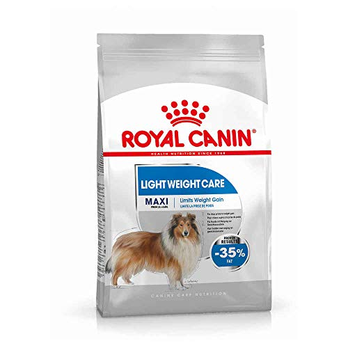 ROYAL CANIN Maxi Light Weight Care - 10 - Canin Weight Care Royal Light Hund