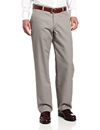 Lee Men's Total Freedom Relaxed Classic Fit Flat Front Pant