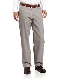 Lee Hombre Total Libertad Relajado Corte clásico Frontal Plano Pantalones ae50fde2950