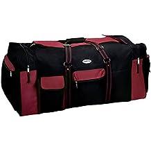 81fa45cb57e28 Riesige Reisetasche XXL Sporttasche Tennistasche mit ca. 130 Litern Volumen
