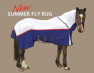 Gee Tac ,horse Fly Rug,turnout Combo Sheet Sweetitch,uv, Combo, Free Uv Fly Mask With Second Rug ,*all Sizes*