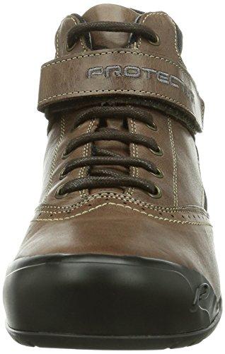 Protective  Seattle, Chaussures de cyclisme pour femme Marron - Braun (Deep Brown 260)