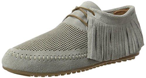 Marc Shoes Damen Luna Mokassin Grau (Grau-254)