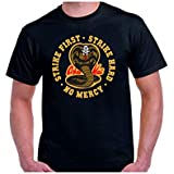 DrMugCollection Camiseta Cobra Kai Black