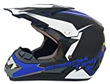 SK Studio Adulte Casques Motocross Casque de Moto de Bicyclette ATV Enduro Quad Helmet