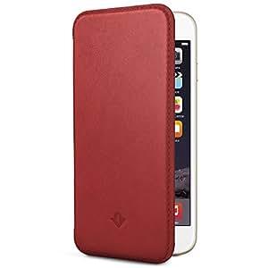 Twelve South - SurfacePad Étui Folio pour iPhone 6/6s - Rouge