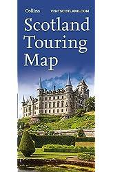 Descargar gratis Escocia, mapa de carreteras Touring map 1:300.000. Collins [Idioma Inglés] en .epub, .pdf o .mobi