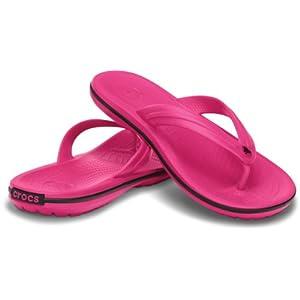 crocs Unisex Crocband Flip Flip-Flops