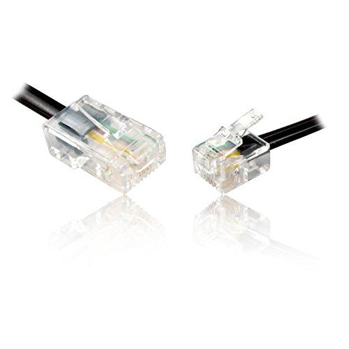 cdl-micro-cable-rj11-vers-rj45-6p4-c-vers-8p4-c-4-coeurs-15-m-noir
