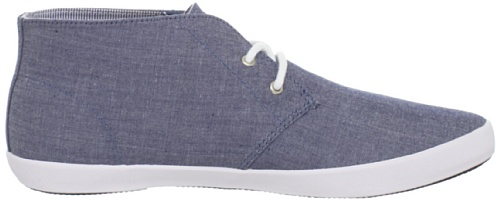 Fred Perry Byron Mid Chambray Navy Chambray Blau
