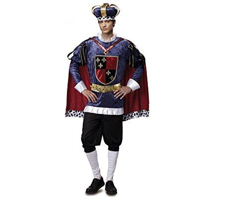 lalterlichen für Männer–Größe M/L: (König Kostüm Für Männer)