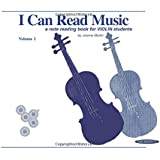 I Can Read Music: A Note Reading Book for Violin Students