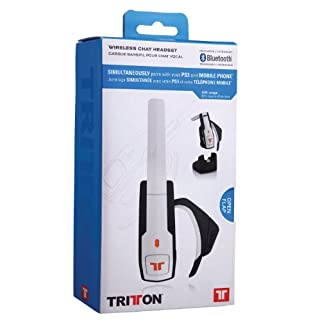 Tritton Switch Blade Bluetooth Headset (PS3)