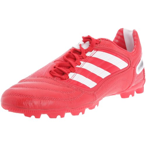 Adidas - Xavier  Xavi  Hernandez - Zapatillas Botines de Fútbol hombre -  Predator Absolion X DB TRX FG - Rojo T 40 0905f4b6be56a