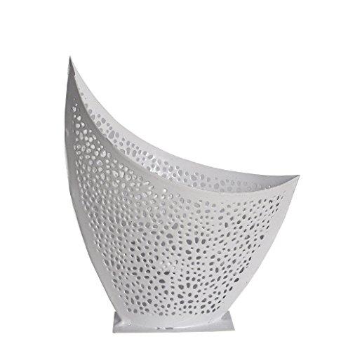 Deko Teelicht Kerzenhalter Esstisch Dekoration 15,24 x 13,97 x 6,35 - Esstisch Kerzenhalter