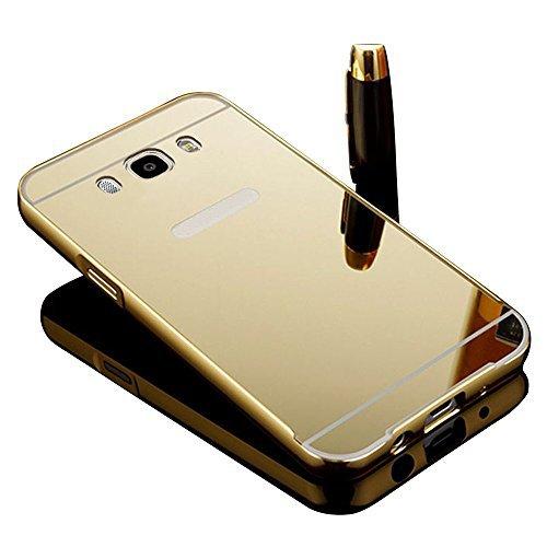 Vandot Premium Funda Aluminio para Samsung Galaxy J7 (2016 Version) Bumper Case...