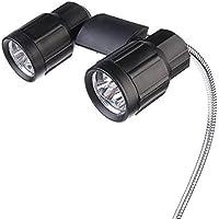 Barbecue Grill de Luz Ajustable LED Iinterruptor Táctil BBQ Lámpara Zorazone