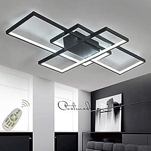 Lampen Wohnzimmer Modern Led | Deine-Wohnideen.de