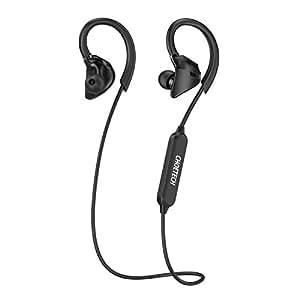 Auricolari Bluetooth, CHOETECH Bluetooth Wireless Headphones V4.1 sweatproof Sport auricolari con microfono integrato in auricolari Ear per iPhone, iPad, Samsung, Nexus, HTC, Echo e Altro