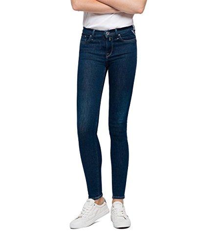 REPLAY Joi, Jeans Skinny Donna Blu (Dark Blue 7)