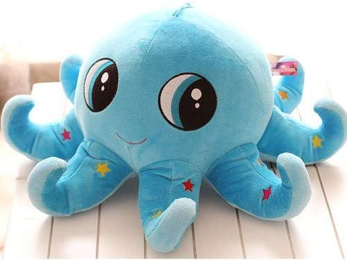 PANGDUDU Octopus Poupée Mignonne Star Star Star Big Eyes en Peluche Jouet Poupée Creative  s Jouet Fille Anniversaire/Cadeau De La Saint Valentin, Bleu Ciel, 50 Cm B07MBN69X4 5350ea