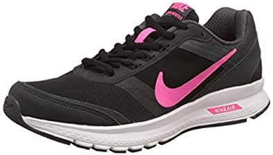 Nike Women's Air Relentless 5 MSL Black, Hyper Pink, Anthracite and White Running Shoes -8 UK/India (42.5 EU)(9 US)