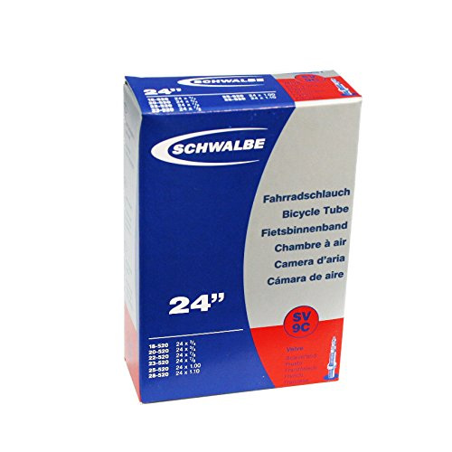 SCHWALBE 10418343   CAMARA SCHWALBE 24X1 00 V BICI40MM