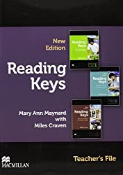 Reading Keys New Edition Teacher's File Pack: Skills and Strategies for Effective Reading by Mary Ann Maynard (2009-08-31)