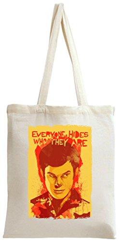 posters of badass dexter Tote Bag (Bag Dexter Tote)