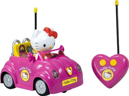 Imagen principal de Giochi Prezziosi HELLO KITTY coche radiocontrol