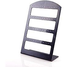 TR. OD plástico Pendientes Earstuds Jewelry pantalla mostrando soporte de organizador rack soporte colgador