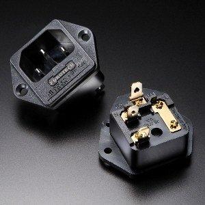 Furutech FI-03 ad alte prestazioni per ingresso IEC - oro occasione su Polaris Audio Hi Fi