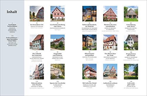 Fachwerkhäuser: Stilvoll renovieren und umbauen