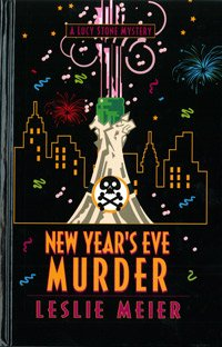 New Year's Eve Murder: A Lucy Stone Mystery (Large Print Edition)