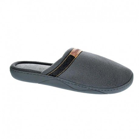 isotoner-pantofole-bambino-grigio-grigio-39