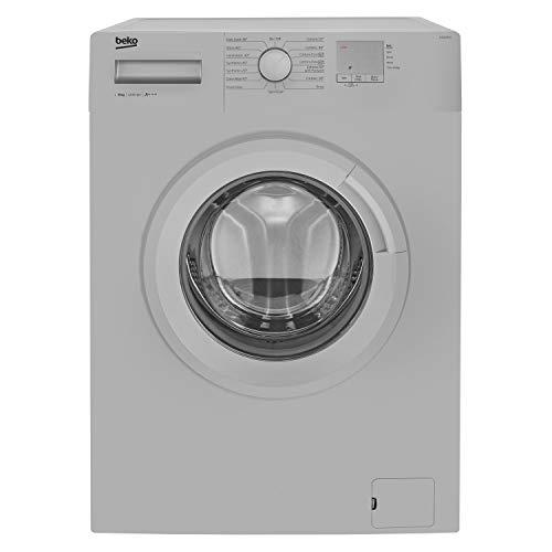 Beko WTG820M1S 8kg 1200prm Freestanding Washing Machine - Silver